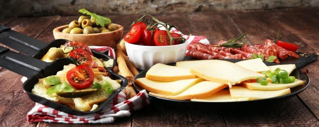 Raclette – in kalten Monaten eine Köstlichkeit